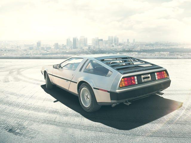 Contén tu entusiasmo: esto es todo lo que sabemos sobre la posible vuelta del DeLorean