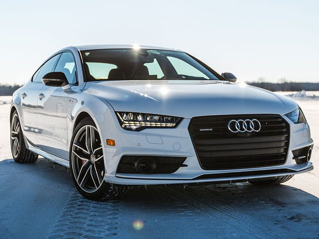 Audi A7's are unreliable. (Maybe?)