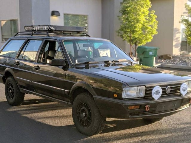 At $4,000, Would Owning This 1988 Volkswagen Quantum Syncro Wagon be Totally Rad?