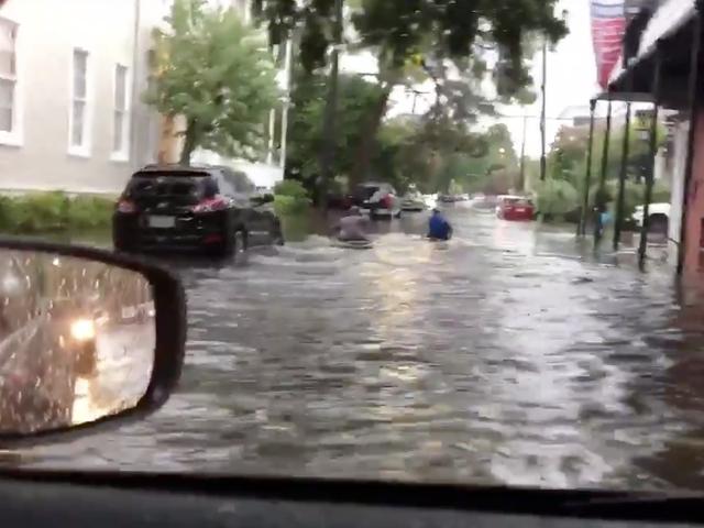 New Orleans Menghadapi Banjir Bencana di Hadapan Kemungkinan Ribut Tropika