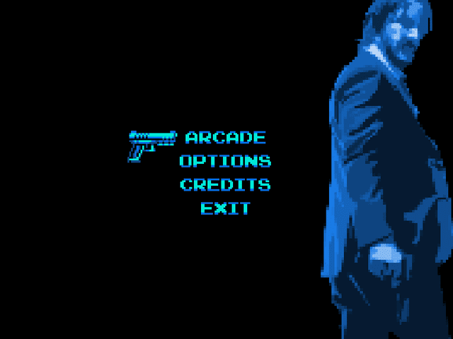 Fan Makes NES John Wick Game And It's Really Hard