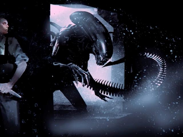 <i>Alien</i> får ett rollspel som spelar ett bord