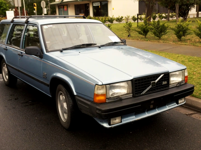 $750 for a 740 Turbo - The Roadtrip