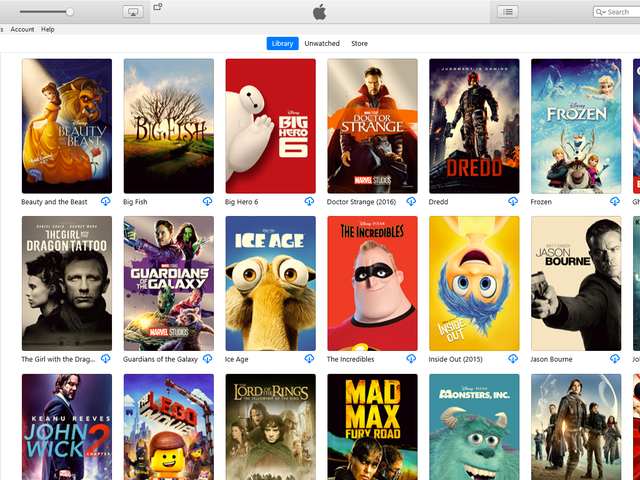 How to Get the Highest Resolution When Watching Movies in iTunes