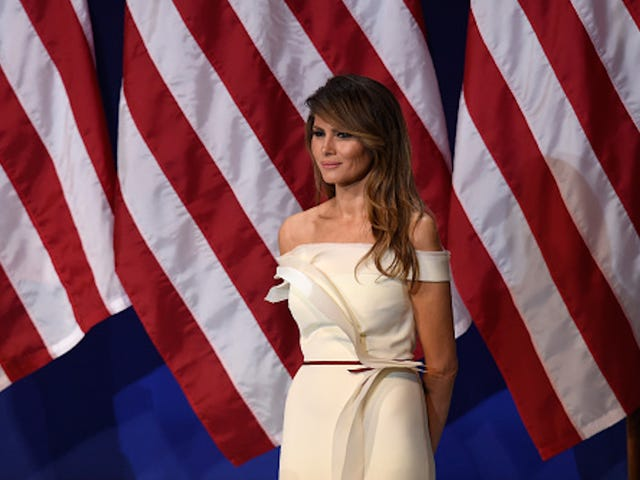 State Senator Demands Release Of Melania Trump's Immigration Documents