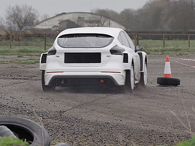 How They Built Ken Block's Insane 600 HP Focus RS RX