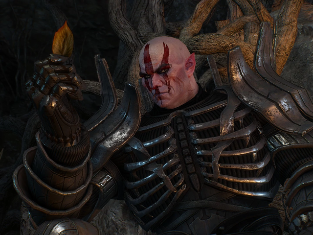 The Gwent Version Of This Witcher Boss Is Out Of Control