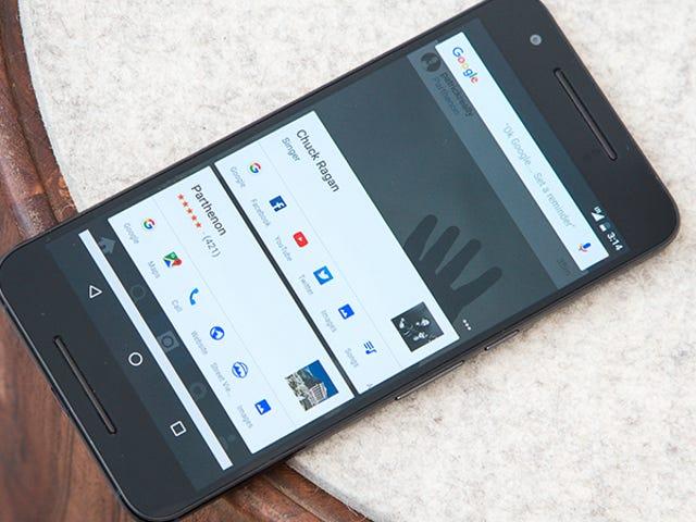 Miten korjata tietosuojasi Androidissa
