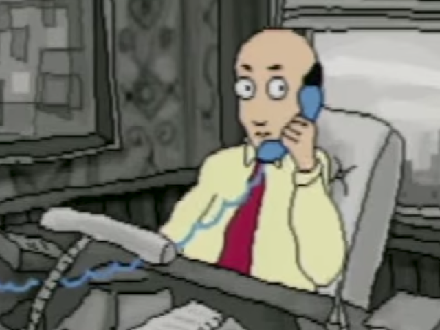 We've got an exclusive clip of Gilbert Gottfried talking through his problems withDr. Katz: The Audiobook