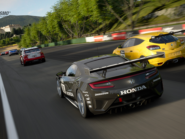 Gran Turismo Sport Will Turn You Into A Ghost Car If YouAren't A Polite Driver