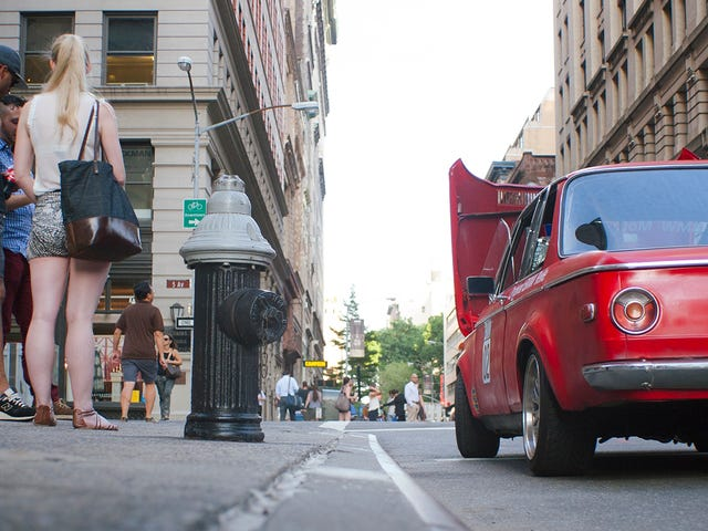 Come Carspotting With Us On Fifth Avenue