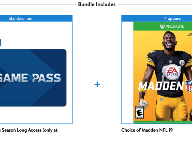 Save $60 By Bundling NFL Game Pass and Madden 19