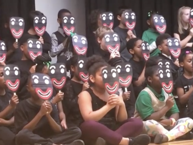 Atlanta Charter School Apologizes for 2nd-Grade Blackface Show in the Year of Our Lord 2018