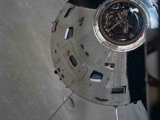 TIL Apollo CSM sáng bóng