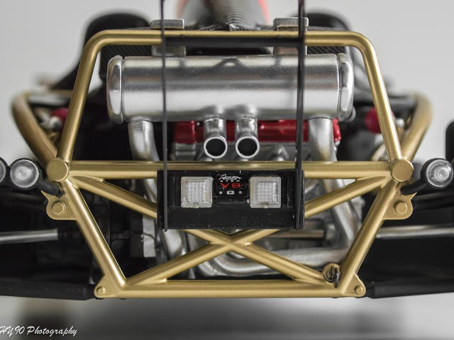 Engine Week: Ariel Glad it's Tuesday