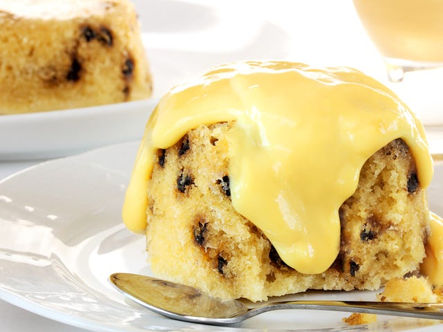 """Spotted Dick"" dessert renamed ""Spotted Richard"" in U.K. Parliament dining room"