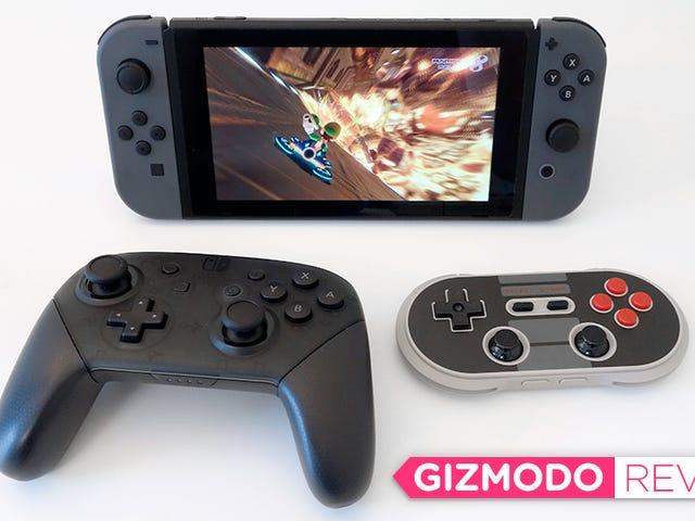 NES30 Pro, Nintendo Switch için Mükemmel Taşınabilir Denetleyicidir