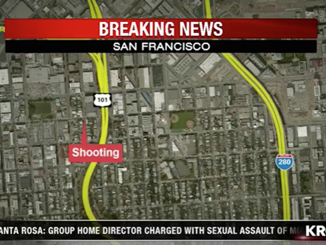 Reports of Shooting At San Francisco UPS Warehouse [Updated]