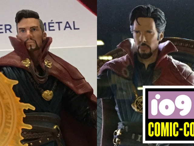 Which Doctor Strange Toy Has the Weirdest Hairdo?