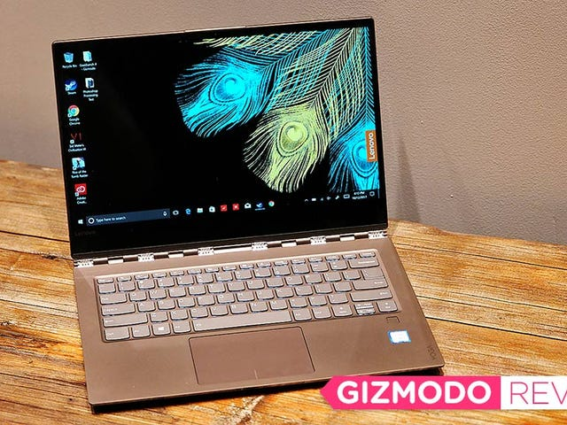 Lenovo's Yoga 920 Is Proof: The Boring Old Clamshell Must Die