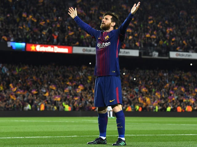 Barcelona Dan Real Madrid Dikombinasikan Untuk Satu Dumb <i>Clásico</i> Yang Indah