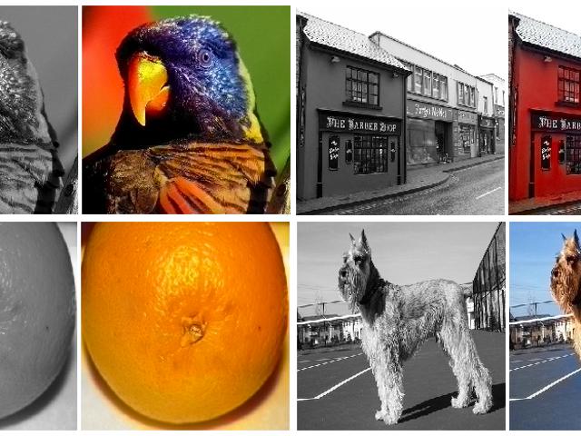 Adiós a los recuerdos en blanco negro: este algoritmo restaurera el color en las fotos