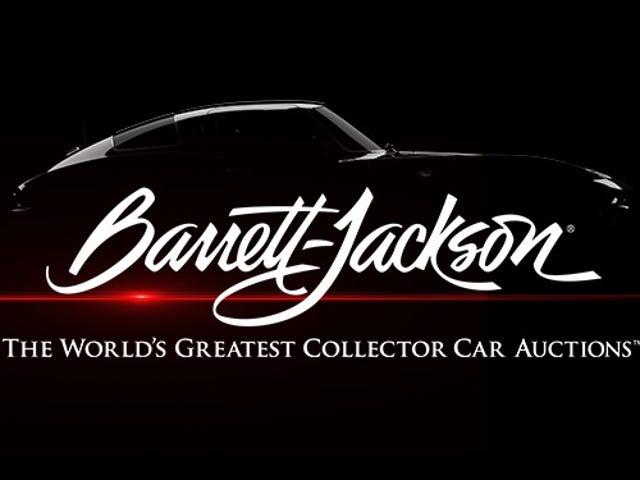 Barrett Jackson Auto Huutokauppa Koillis