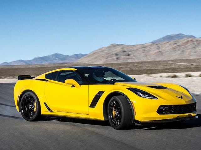 Corvette Sales Are Down and Prices Are Going Up