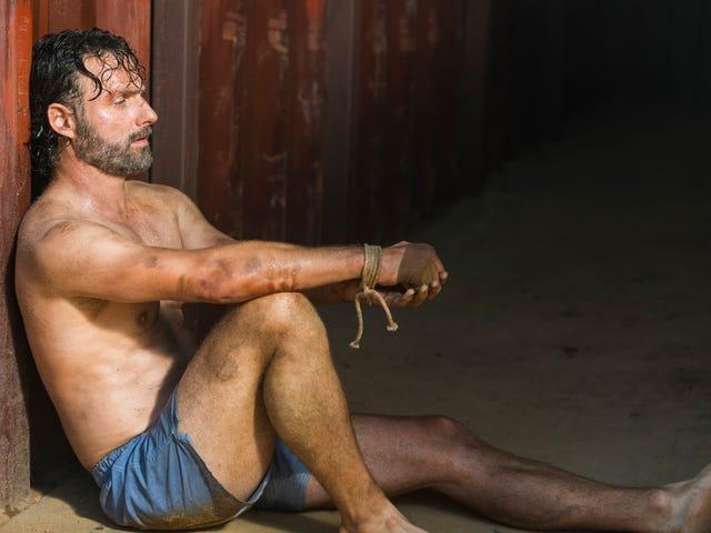 Perfino il Sexy Bod di Rick non può distrarre dall'inevitabile rovina che arriva a The Walking Dead