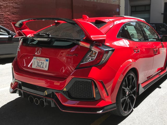 What Do You Want To Know About The 2018 Honda Civic Type R?