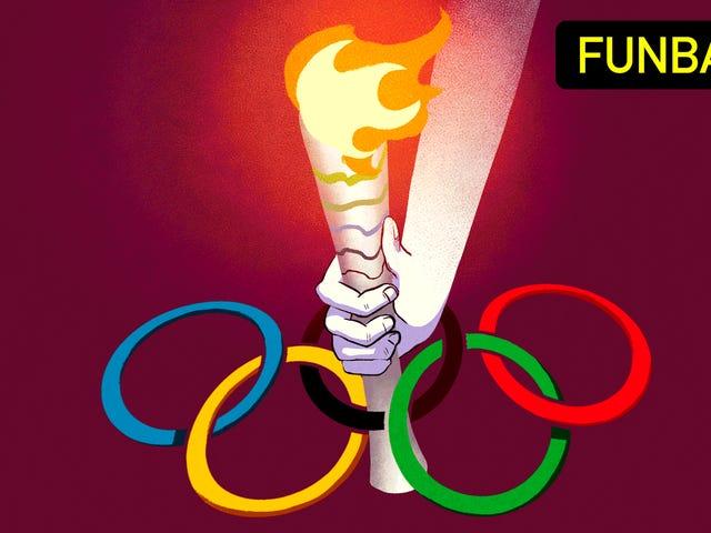Która drużyna olimpijska kraju jest Horniestem?