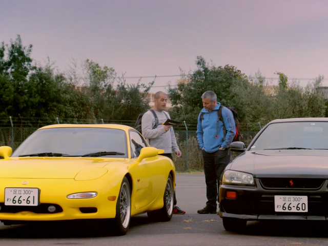 Nangungunang Gear's Japan Episode Blew My Mind Sa '90s Sports Cars