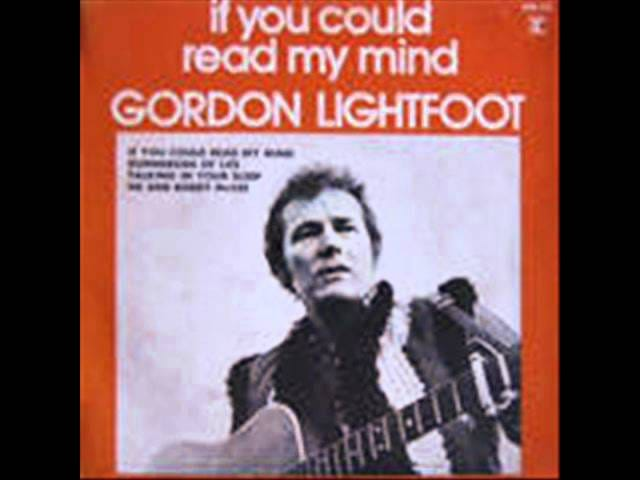 I'm trying to explain to my girlfriend my hatred of Gordon Lightfoot