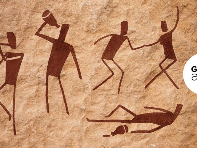 Що було найвеселішим, що люди могли зробити за 5000 років тому?