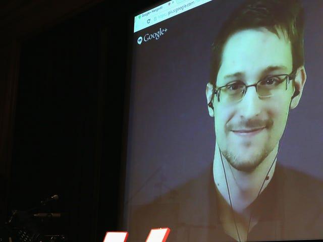 O novo aplicativo da Snowden transforma seu celular Android sobressalente em um sistema de segurança de bolso