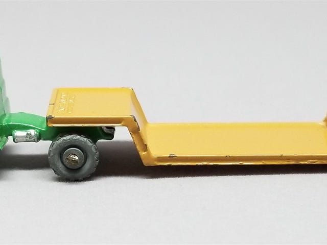 [REVIEW] Lesney Matchbox Bedford Low Loader - the small one