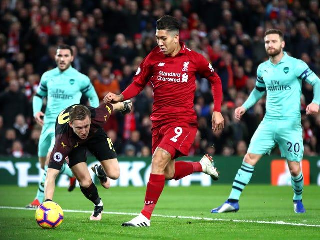 Arsenalin puolustus on edelleen täydellinen roskat