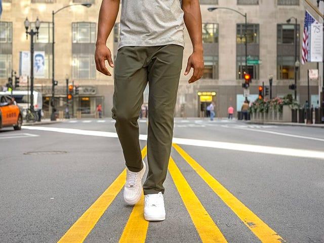 Spar 10% på hver dag Pant: Mere behageligt end Jeans, bedre end trøjer