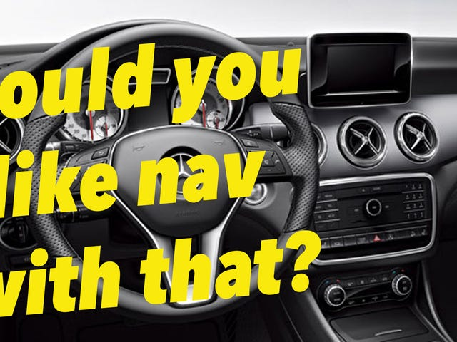 What If Infotainment Systems Didn't Exist?