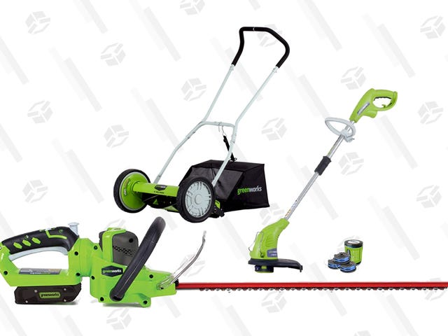 """<a href=https://kinjadeals.theinventory.com/save-big-on-greenworks-tools-thanks-to-woots-one-day-sa-1836147371&xid=17259,15700022,15700186,15700191,15700256,15700259,15700262 data-id="""""""" onclick=""""window.ga('send', 'event', 'Permalink page click', 'Permalink page click - post header', 'standard');"""">Εκτός από τα μεγάλα εργαλεία Greenworks Χάρη στην Woot&#39;s One Day Sale</a>"""
