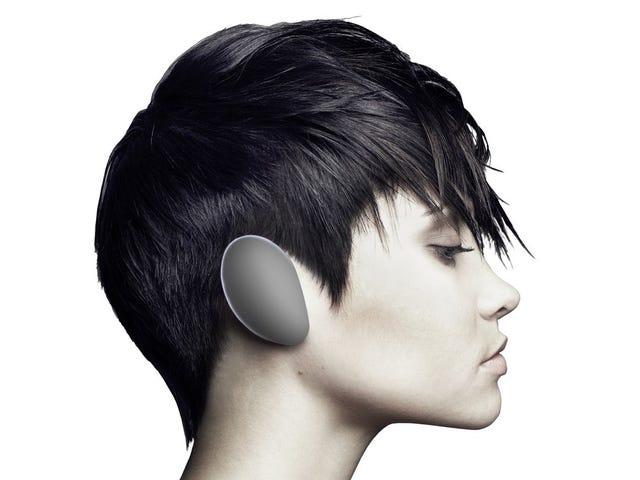 Nämä omituiset langattomat kuulokkeet toimivat myös kannettavina kaiuttimina