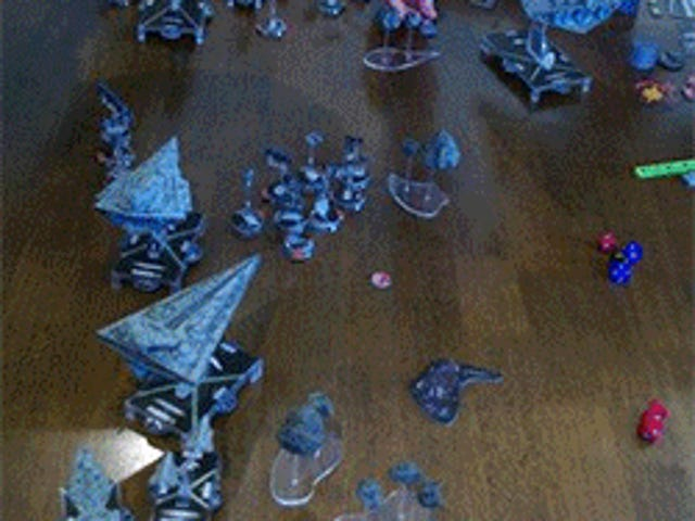 <i>Star Wars Armada:The Corellian Conflict</i>: The <i>Kotaku </i>Review
