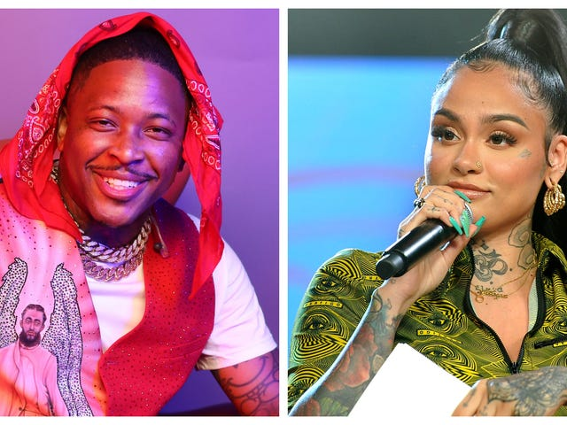How Buuuuuute: YG and Kehlani Are Officially Official
