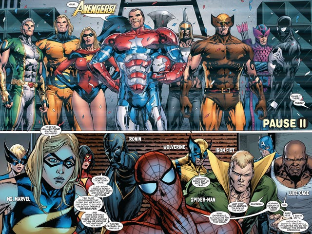 Marvel's Phase 4 is Perfect for Thunderbolts/Dark Avengers Adaptation