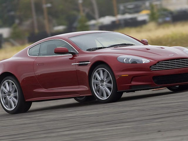 Hour Rule: Aston Martin DBS Edition