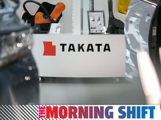 Άλλα 1.4 εκατομμύρια αερόσακοι Takata υπενθύμισαν μετά τον θάνατο του οδηγού BMW