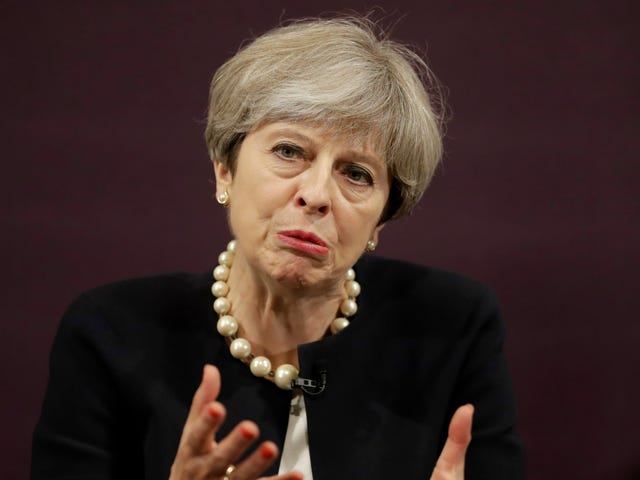 Theresa May's Government Announces Plan to Thwart All Porn-Viewing Minors by April 2018
