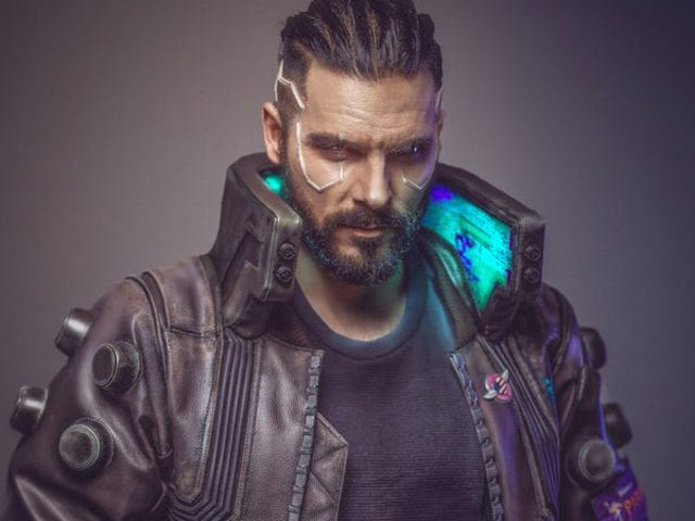 Cyberpunk 2077 Cosplay Is Here