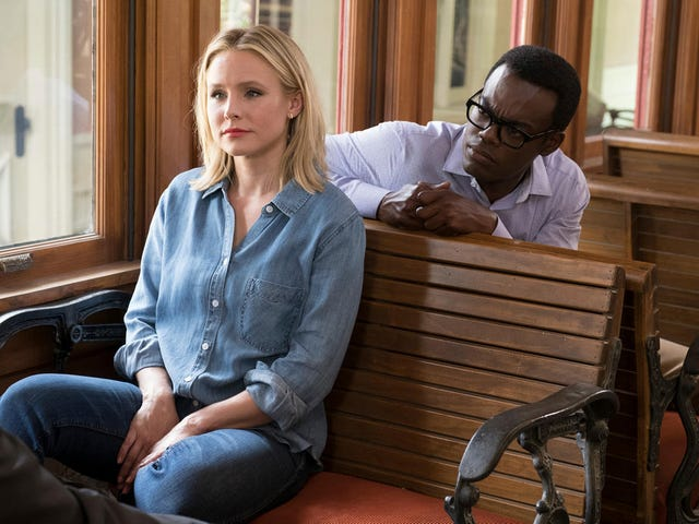 The Unbearable Kindness of The Good Place