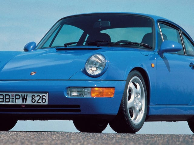 What's The Most Hilariously Expensive Air-Cooled Porsche 911 You Can Find?